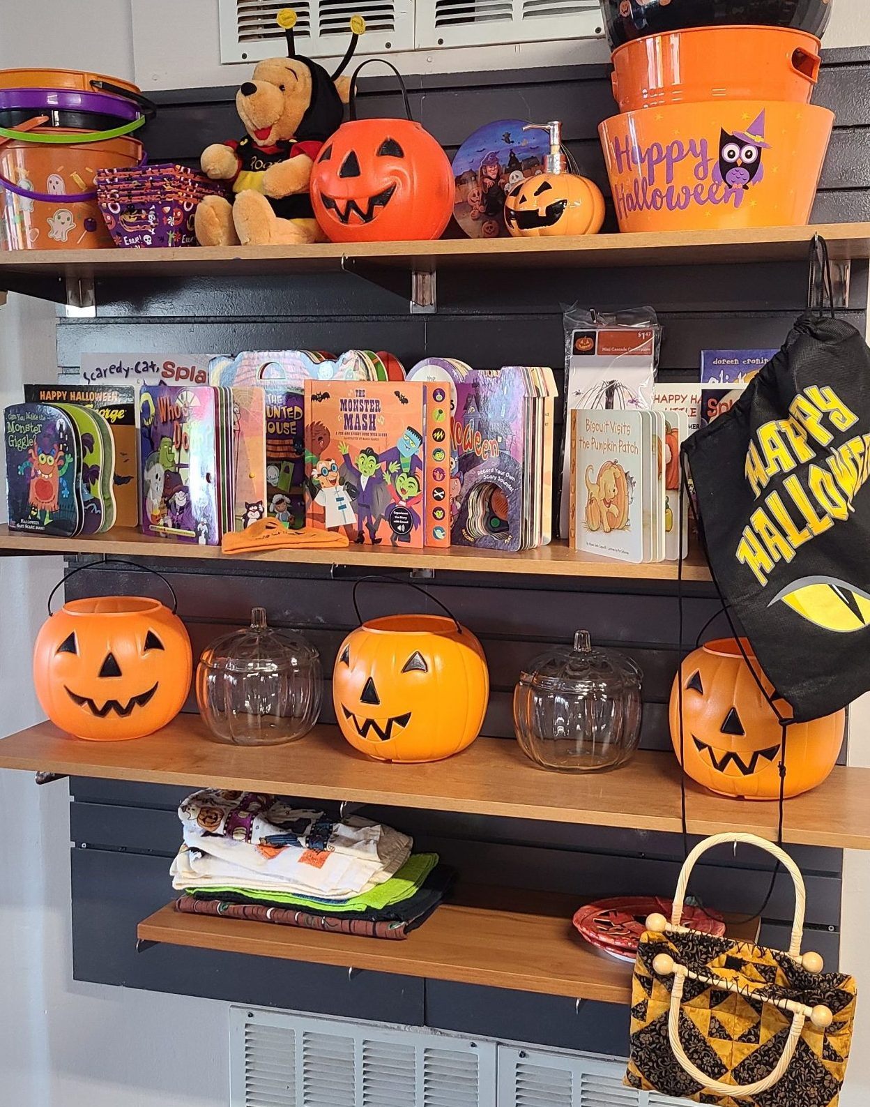 Fall Decorations and Halloween Items